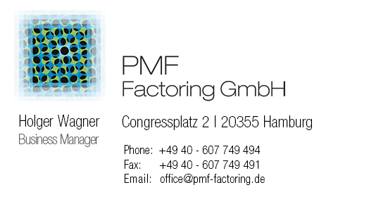 Contact PMF Factoring GmbH